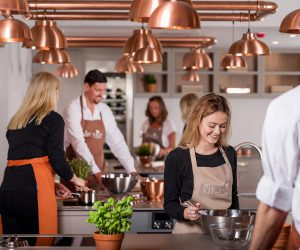 16 Dec Chewton Cookery School 29