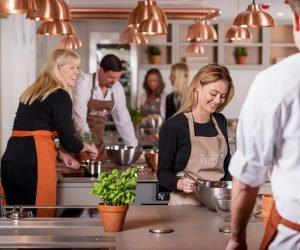 16 Dec Chewton Cookery School 34