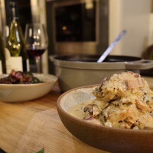 Masterclass: Beef Bourguignon and Chicken with Reisling