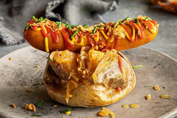 SpudULike Bad Boy Hotdog