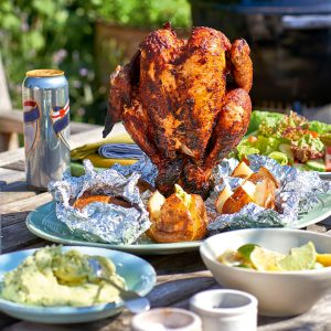 Beer Can Chicken270