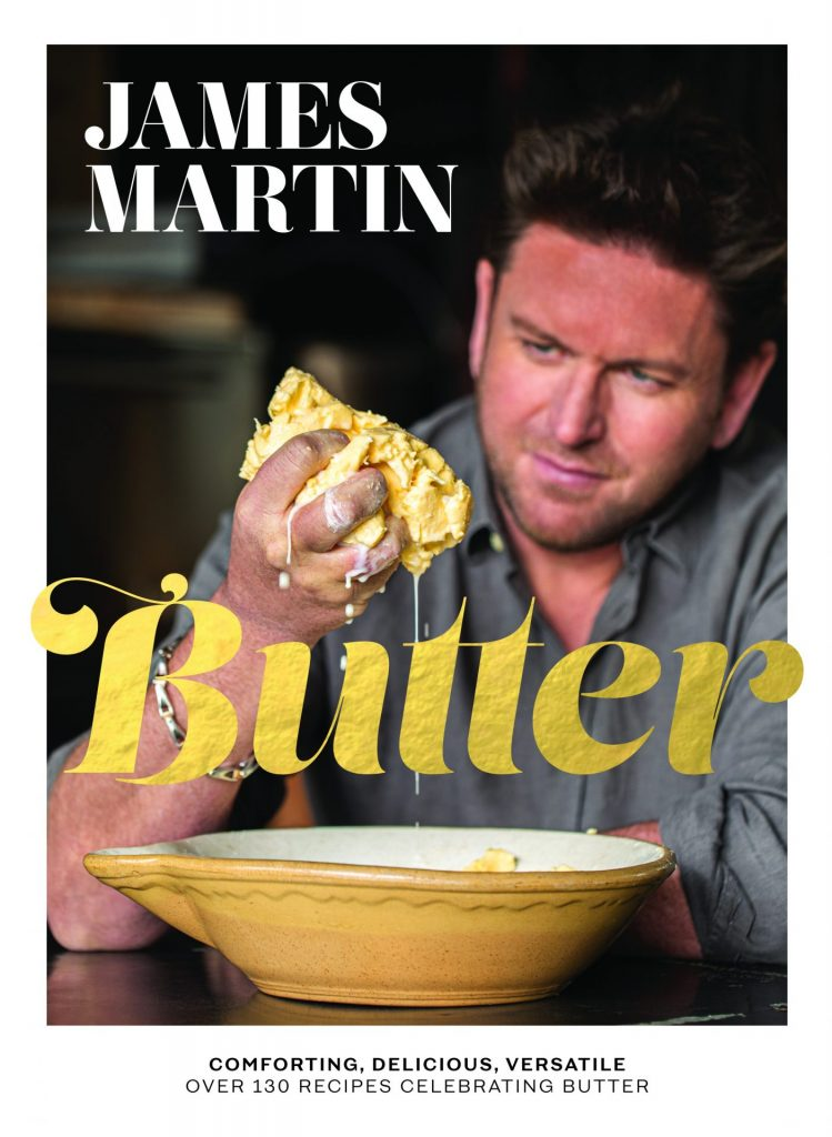 Butter book cover