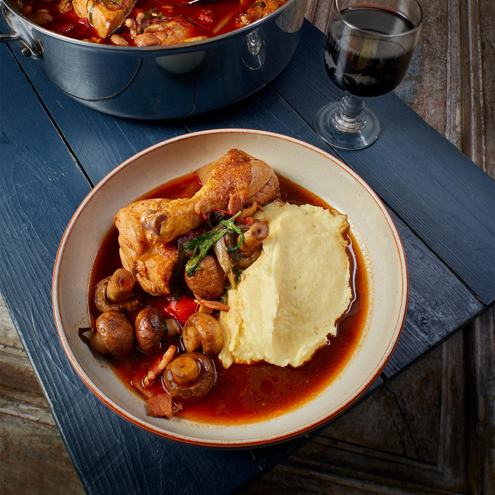 Chicken Chasseur James Martin Chef