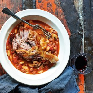 Confit Duck & Bean Stew484