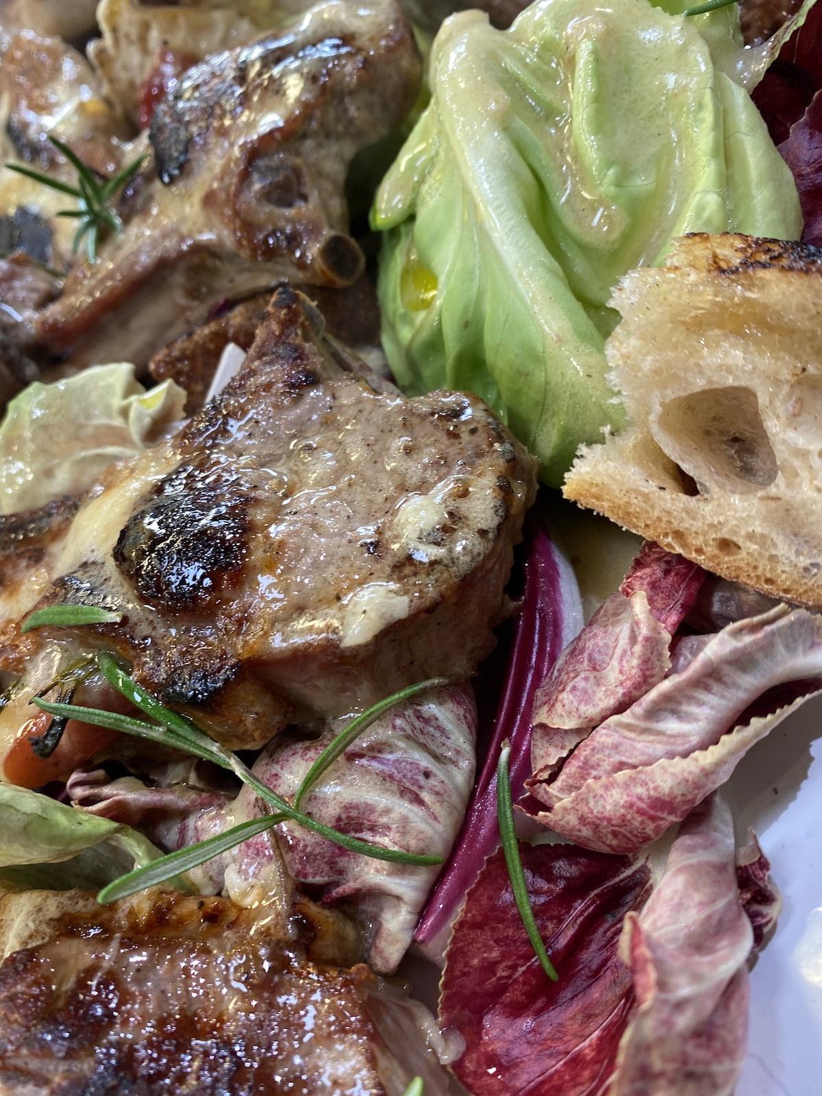 lamb chops recipe james martin Stuffed Lamb Chops  James Martin Chef