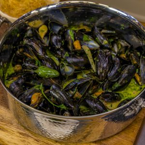 Mussels with Thai Sauce