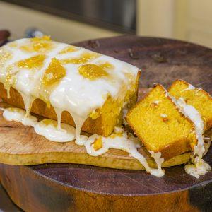 Honey Drizzle Cake