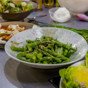Salad Dressings: French, Balsamic, Chardonnay and Asian Dressings