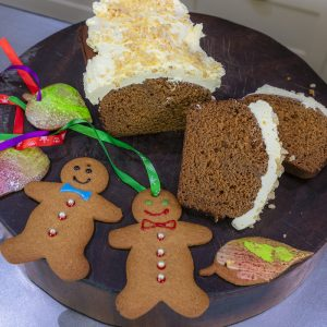 Gingerbread and Ginger Cake