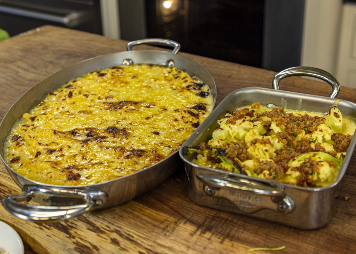 Cheese Sauce Masterclass for Macaroni Cheese and ...