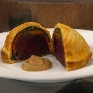 Beetroot Pithivier
