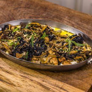 Mushroom Cannelloni