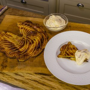 Banoffee Pithivier