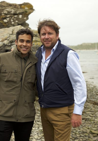 JAMES MARTIN AND PAUL AINSWORTH