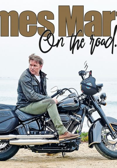 James Martin: On the road again