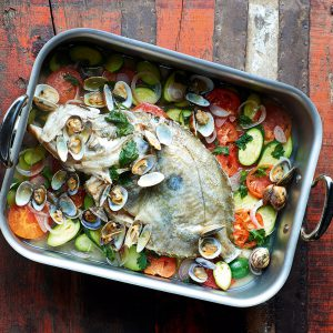 John Dory & Clams & Courgettes291 1