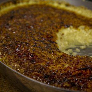 Caramelised Rice Pudding