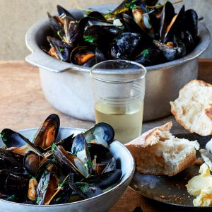 Moules Marinieere 369
