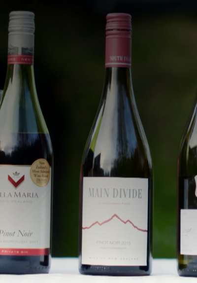 Oz Clarke's wines 28th June