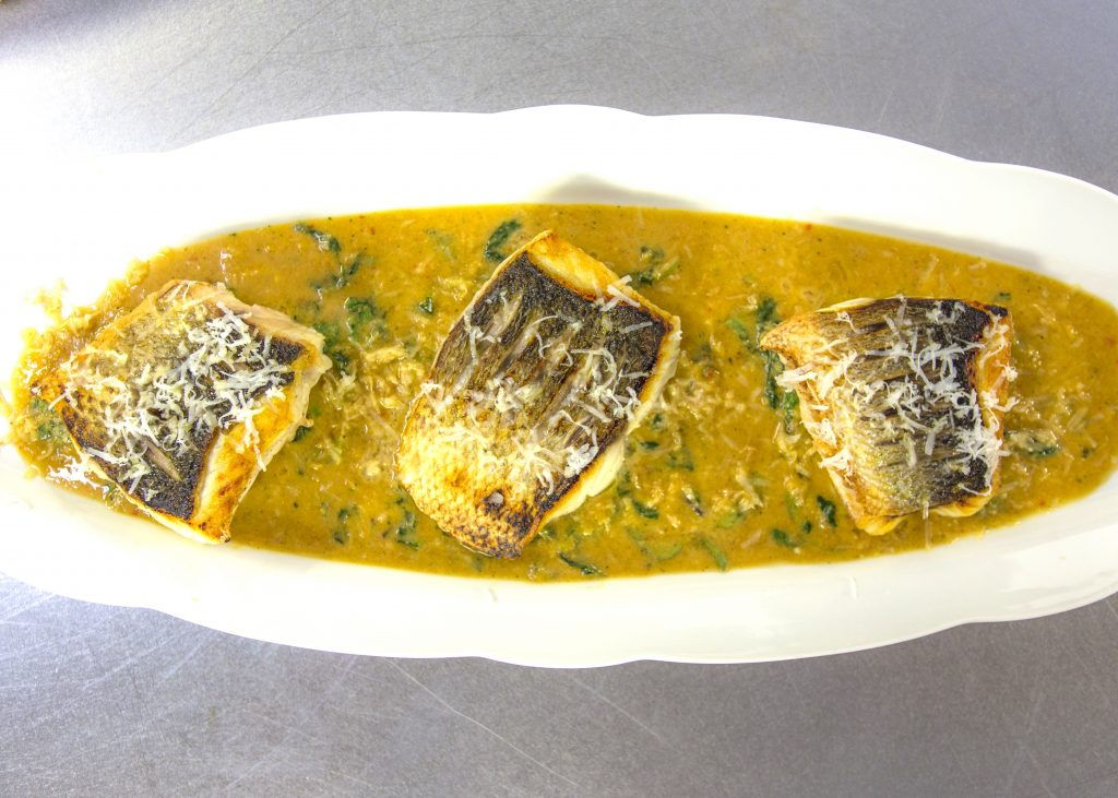 Penang Sea Bass Curry James Martin Chef