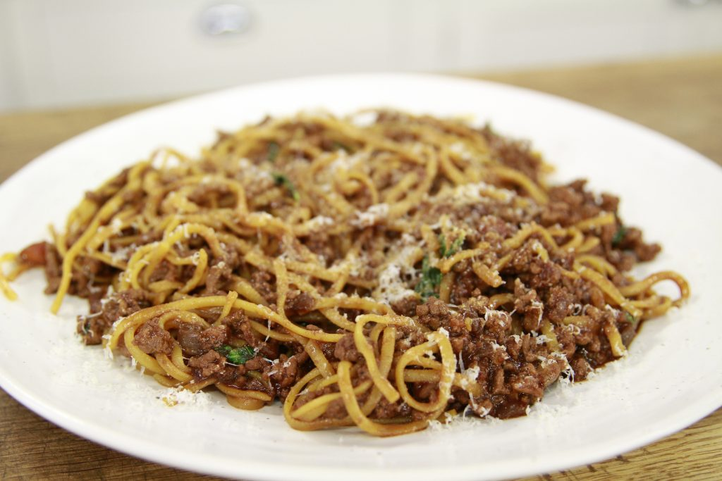 Ragu With Linguine James Martin Chef