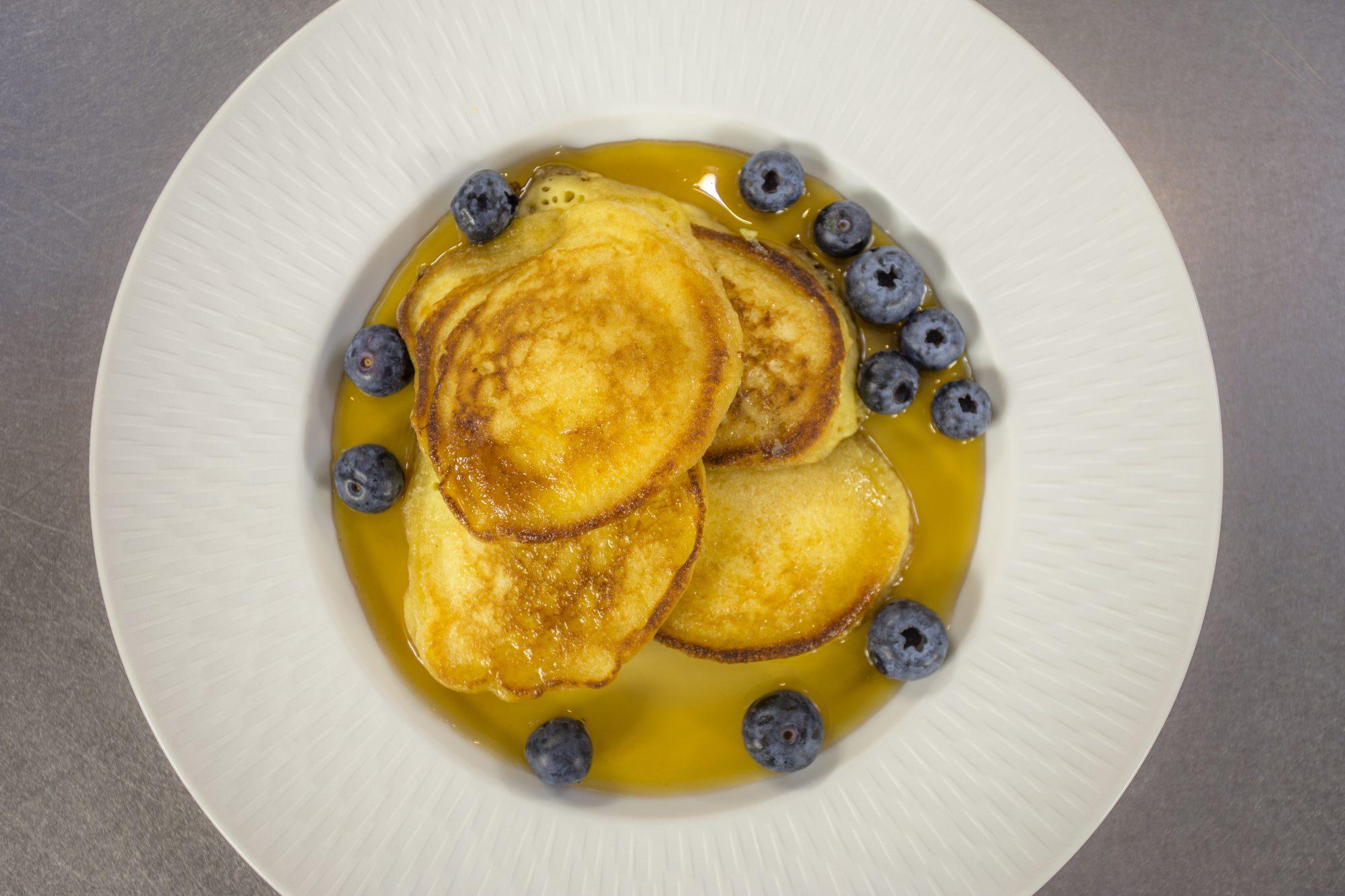 American Pancakes James Martin Chef