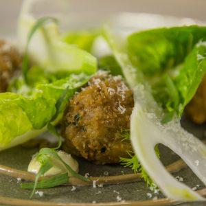 Chicken Balls with Tarragon