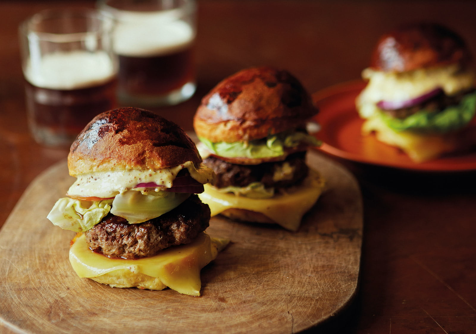 The Ultimate Burger James Martin Chef
