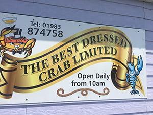 Best Dressed Crab