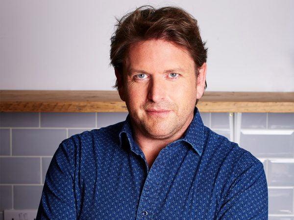 James Martin Chef